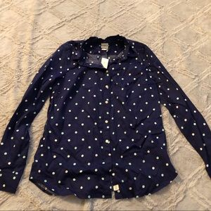 NWT GAP button down shirt